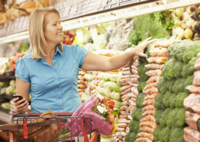 Mobile strategy for making grocery shopping fun and engaging