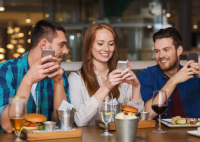 "FINDit App lets customers ""see"" new places to eat, drink, shop, play"
