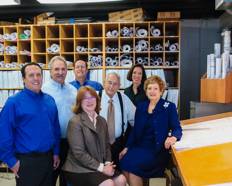 Gillette Family in Office.jpg