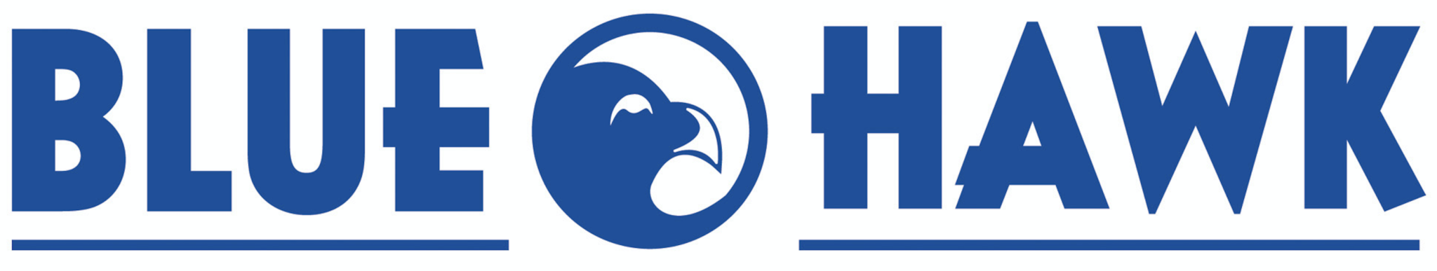 blue hawk logo