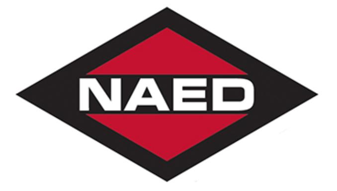 NAED logo
